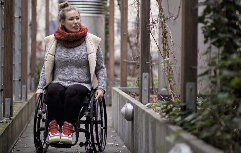 Sex Mit Rollstuhlfahrer